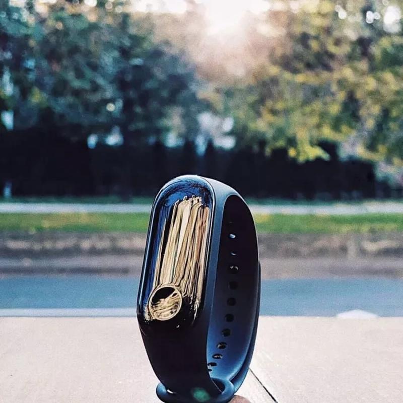 Фитнес-Трекер Браслет Xiaomi Mi Band 3 Смарт-Часы бенд M3 +Зарядк