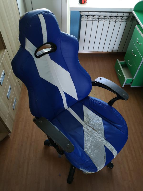 Письменный стол + тумбочка + кресло - Фото 10