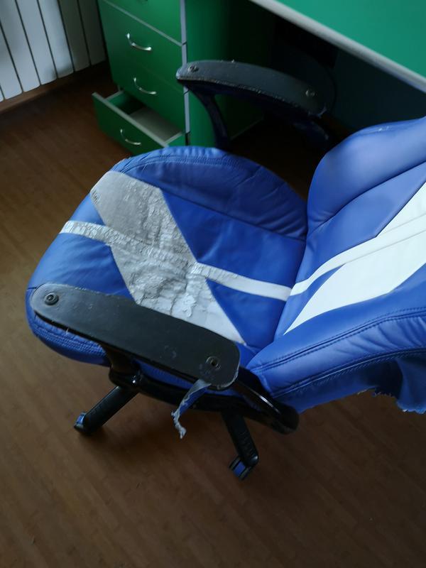 Письменный стол + тумбочка + кресло - Фото 8