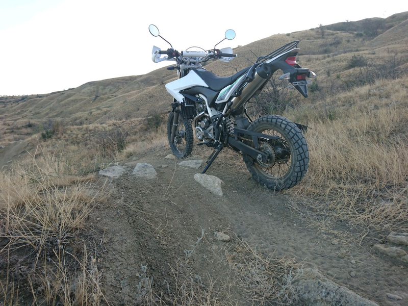 Мото Geon terra-x road 250 Геон терра Икс Роад 250 - Фото 5