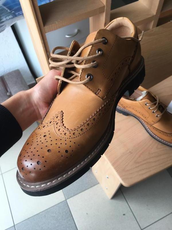 Чоловічі туфлі - Фото 3