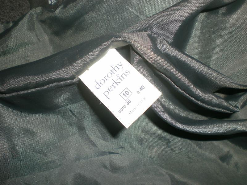 Шикарнейше пальто з густим пишним мехом dorothy perkins - Фото 5