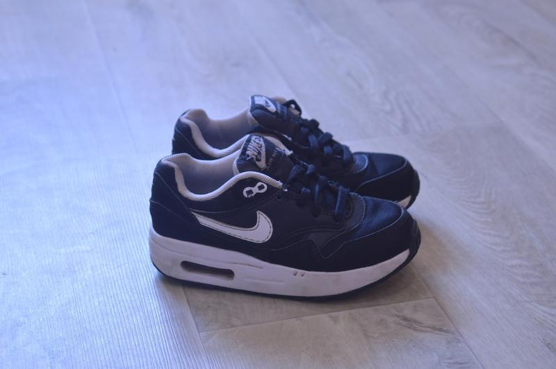 Nike air max детские кроссовки сетка кожа оригинал осень весна