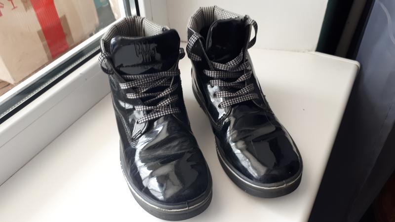Лаковые ботиночки primidgi