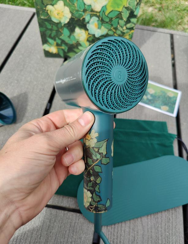 Фен для волос Xiaomi Soocas H5 Van Gogh Negative Ion Hair H3S - Фото 20