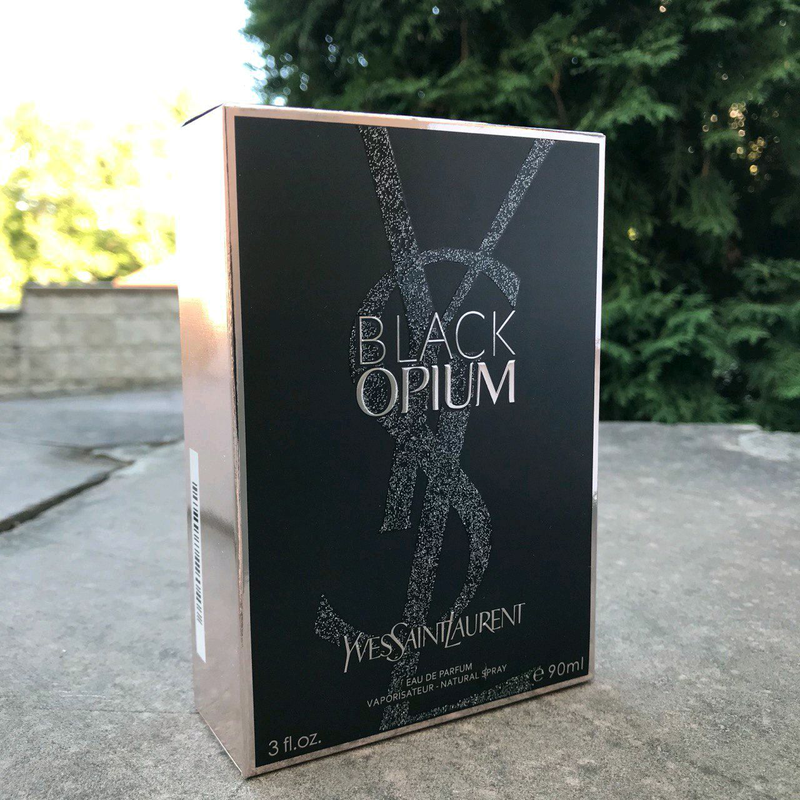 Парфюм женский Yves Saint Laurent Black Opium