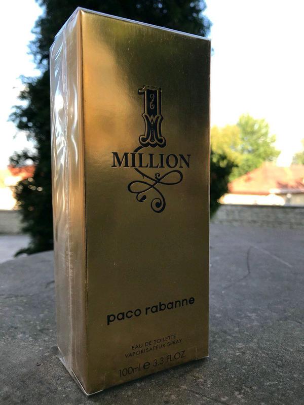 Парфюм Paco Rabanne 1 Million - Фото 2