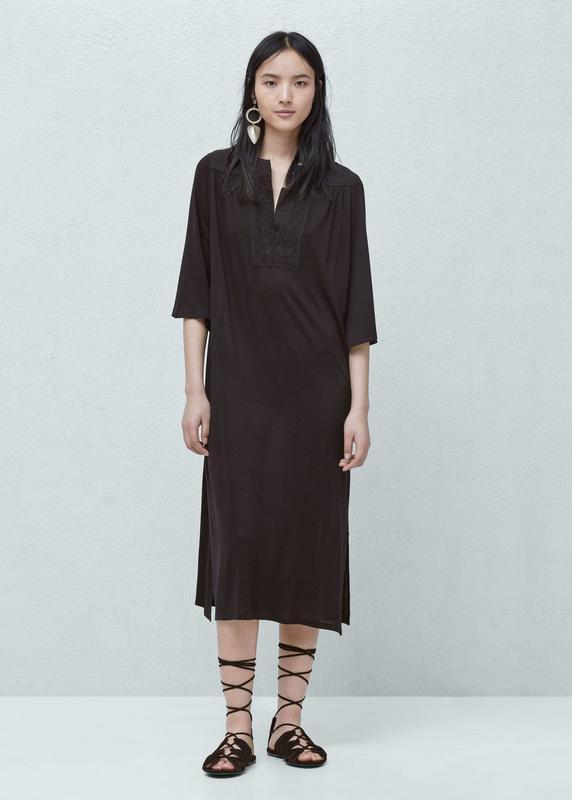 Легкое платье  mango р. s-m - Фото 2