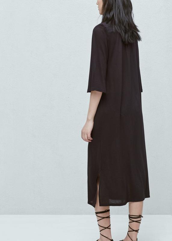 Легкое платье  mango р. s-m - Фото 3