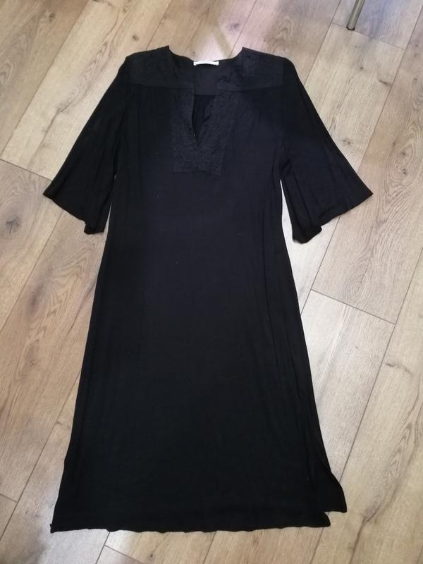 Легкое платье  mango р. s-m - Фото 5