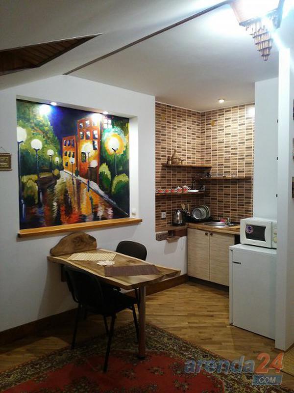 Трускавец. однокомнатная квартира-студия шале-2 с парковкой - Фото 2