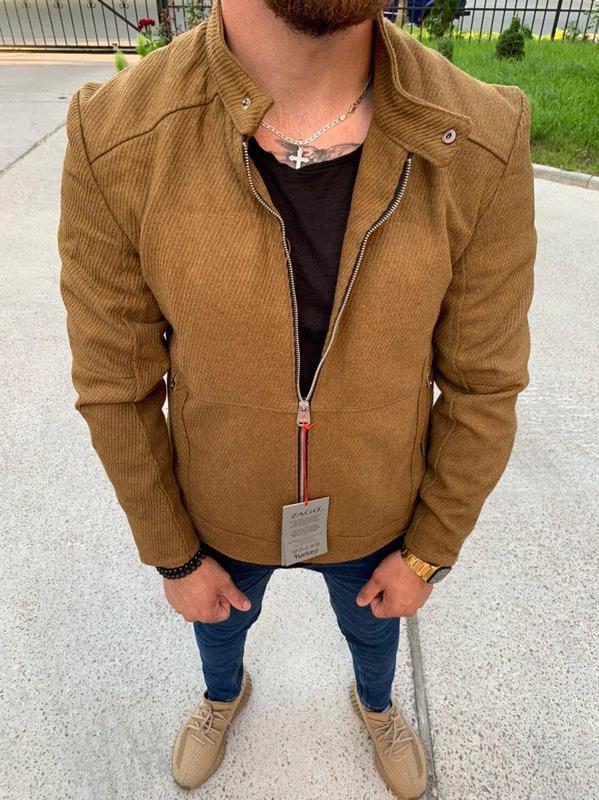 Куртка демисезон - Фото 4