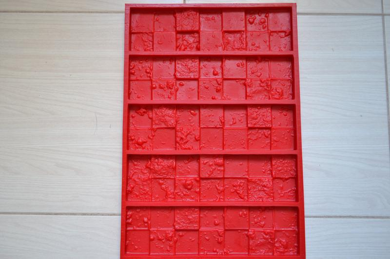 Форма полиуретановая Корсика на 5 и 10 шт - Фото 2
