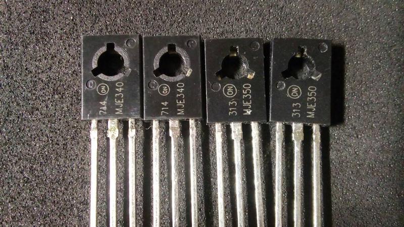 Біполярні транзистори 2SB649 2SD669. - Фото 5