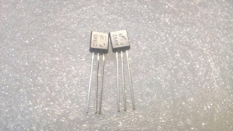 Біполярні транзистори 2SB649 2SD669. - Фото 6