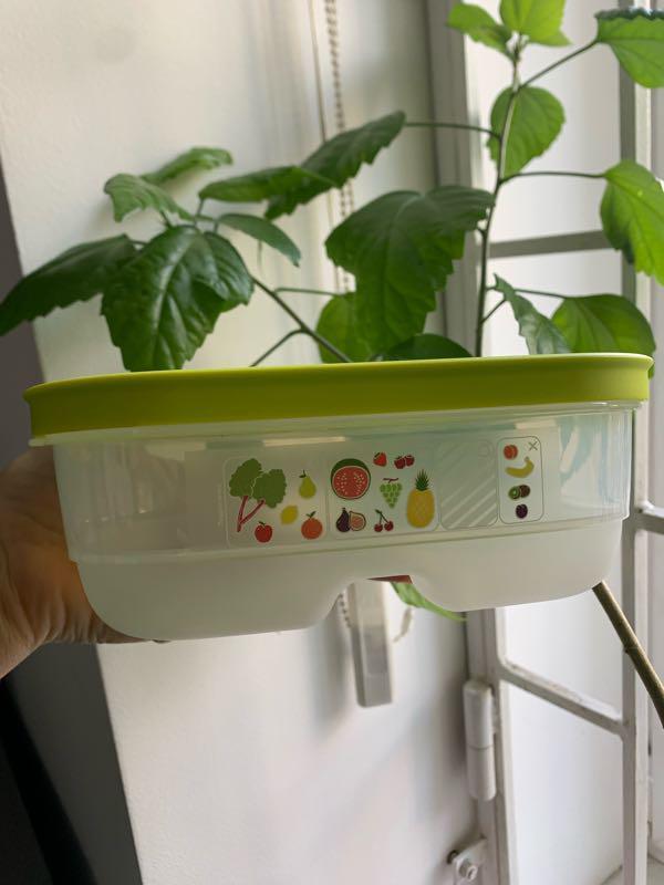 Контейнер « умный холодильник «375мл Tupperware - Фото 3