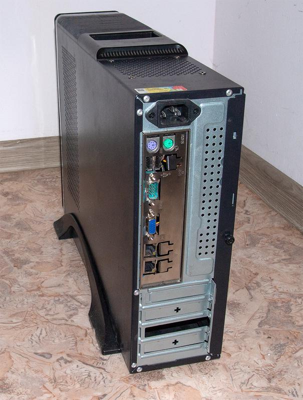 Мини сервер Intel Xeon X3460 SuperMicro X8SIL 8Gb DDR3 1Tb HDD - Фото 2