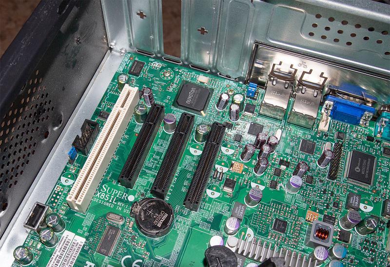Мини сервер Intel Xeon X3460 SuperMicro X8SIL 8Gb DDR3 1Tb HDD - Фото 5