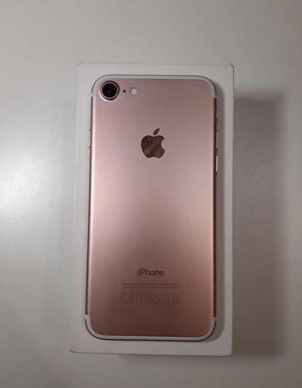 IPhone 7 Rose Gold 32gb - Фото 2