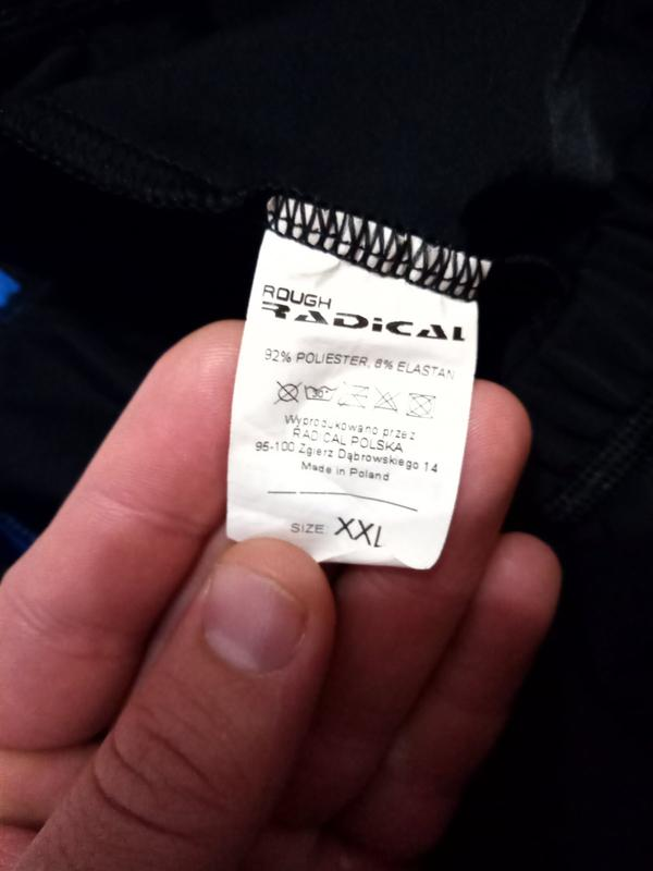 Мужские Велошорты с памперсом ROUGH RADICAL RACER PRO (ORIGINAL) - Фото 3