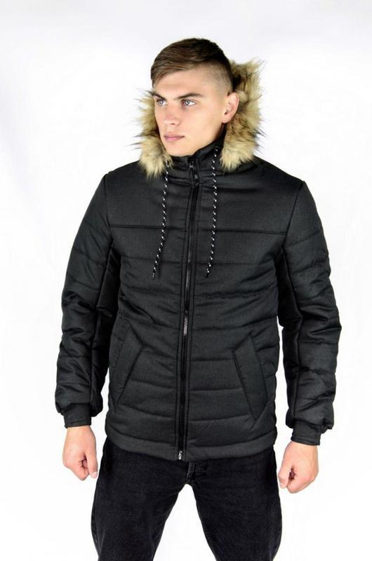 Куртка зимняя мужская Alaska