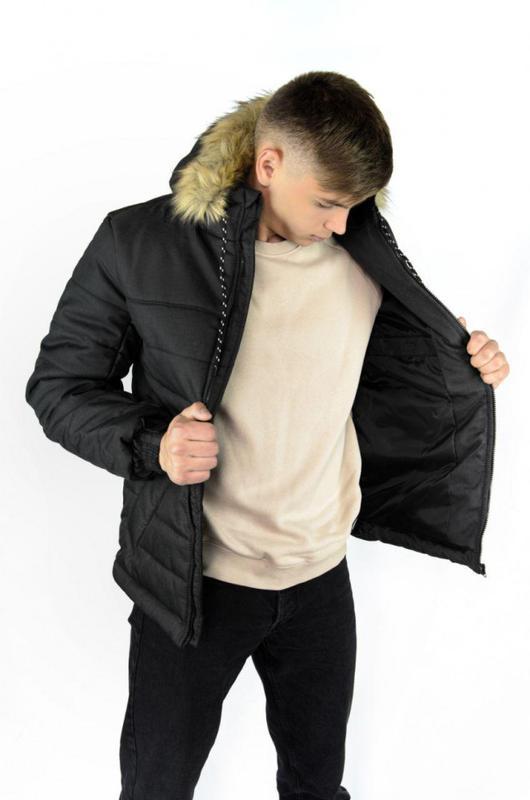 Куртка зимняя мужская Alaska - Фото 3