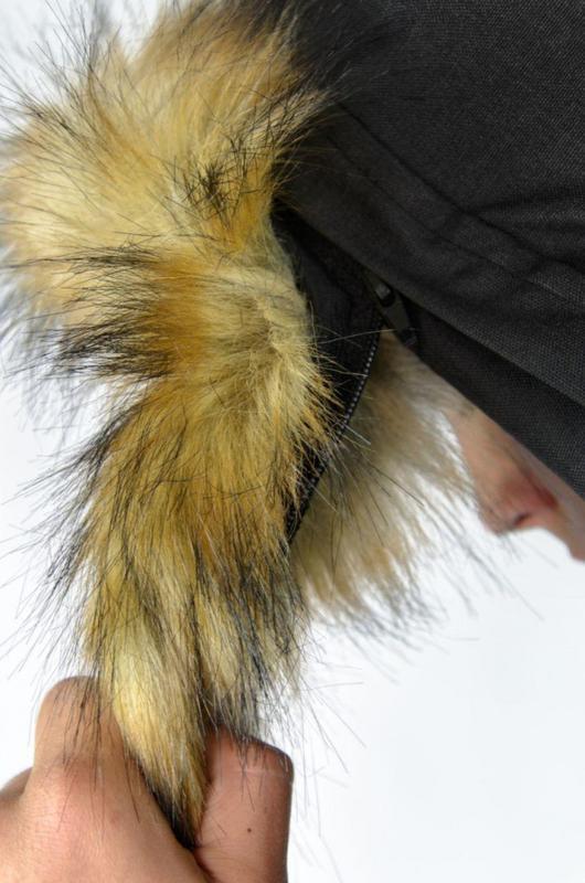 Куртка зимняя мужская Alaska - Фото 5