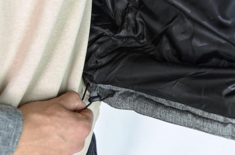 Куртка зимняя мужская Alaska - Фото 8