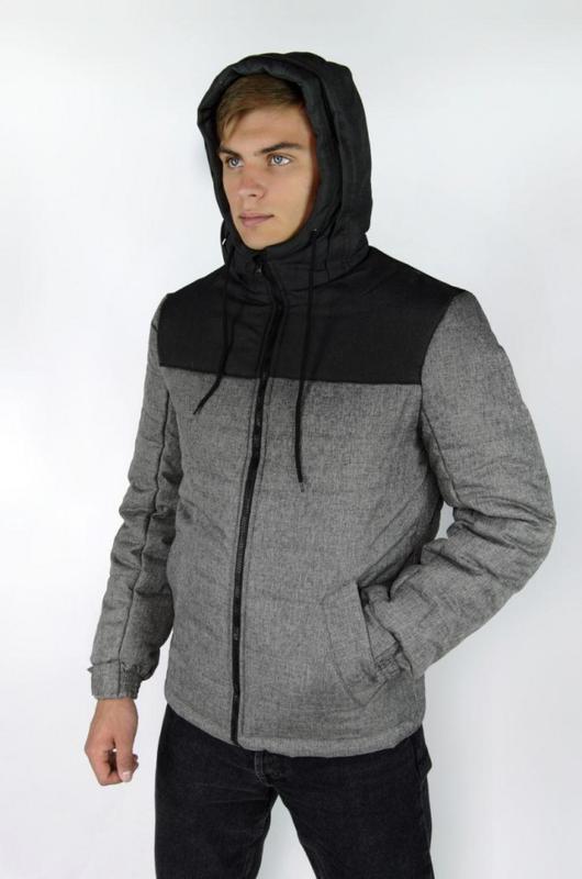 Куртка зимняя мужская Alaska - Фото 2