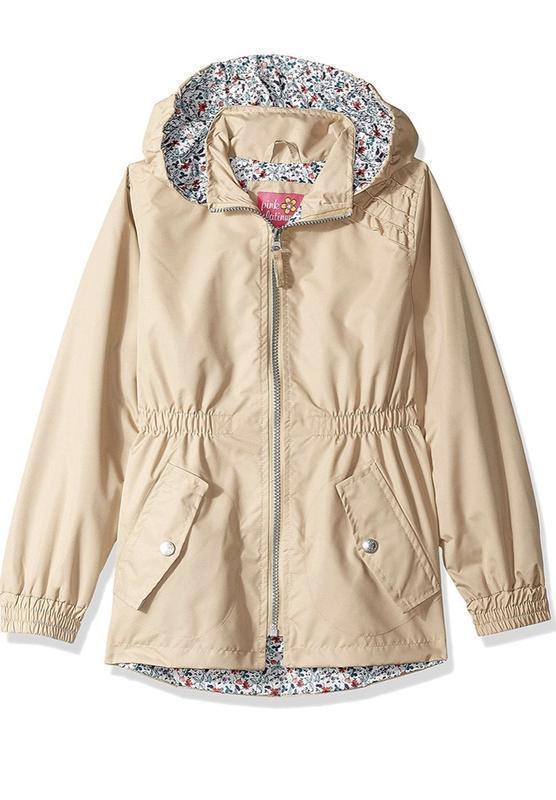 Ветровка, парка, куртка непромокаемая на девочку 10-14 лет
