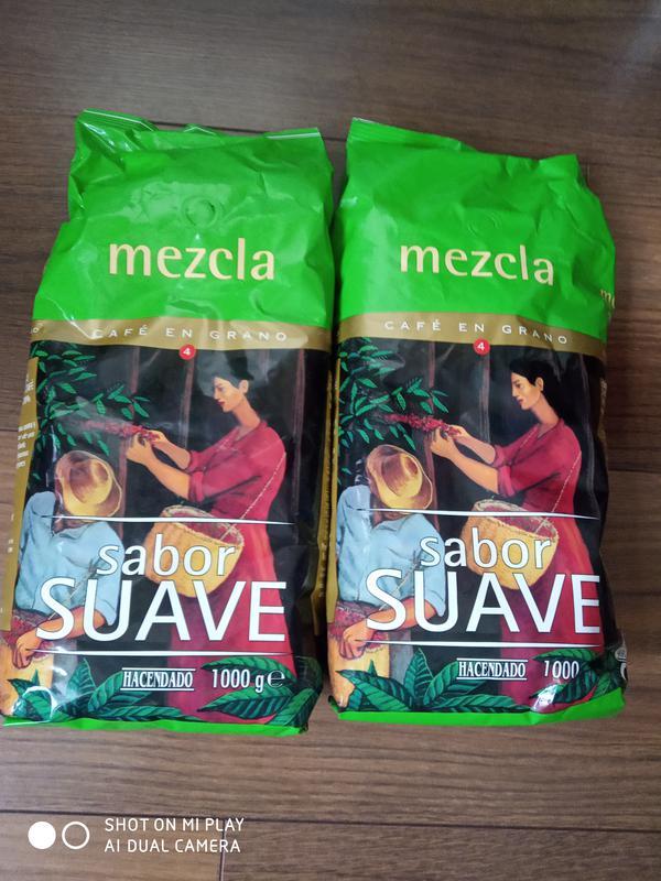 Кофе Hacendado Sabor Suave