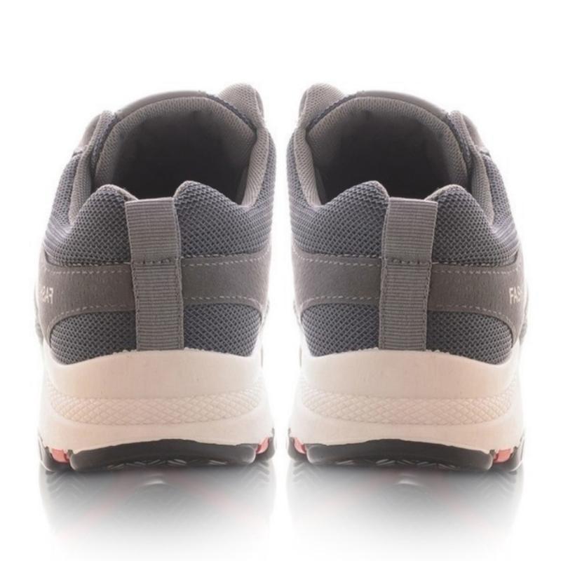 Женские кроссовки на шнуровке - Фото 3
