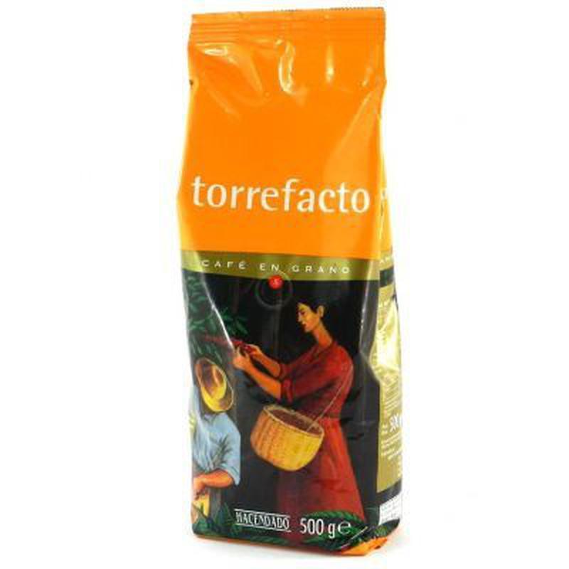 Кофе torrefacto Hacendado Испания