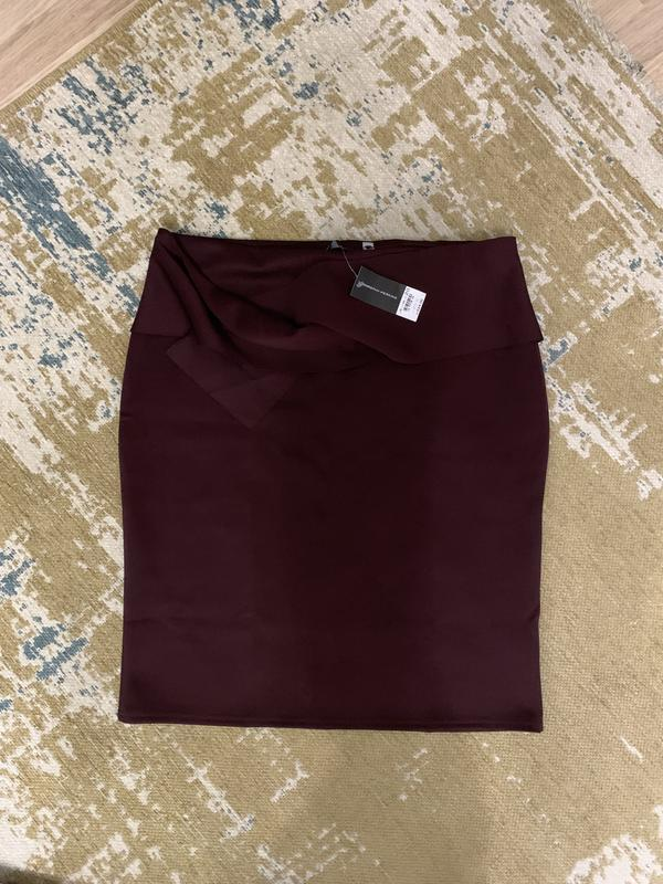 Прямая юбка неопрен dorothy perkins большой размер, новая!