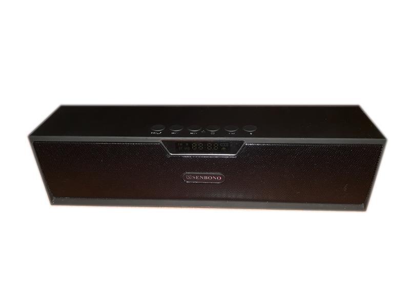 Колонка портативная Senbono SDY-019 Bluetooth Speaker - Фото 6