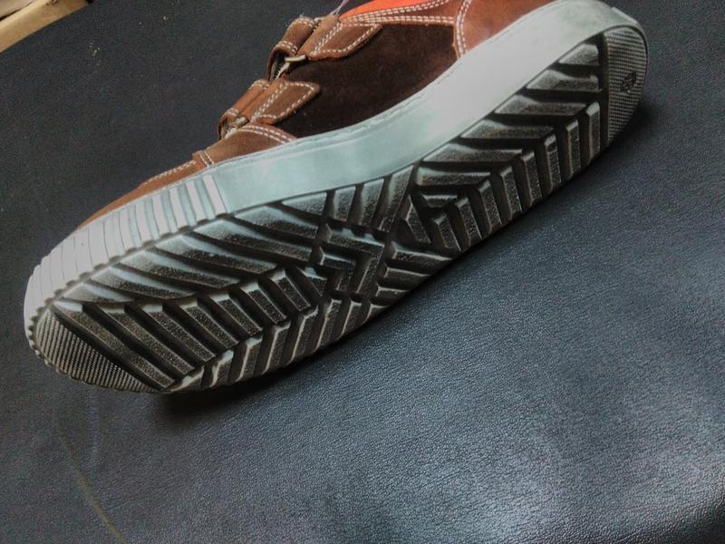 Кожаные кроссовки 31, 32 р minimen на мальчика - Фото 5