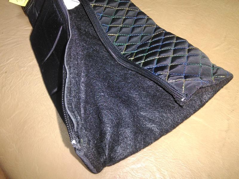 Утепленные резиновые сапоги 36-39 р. женские гумові, чоботи, с... - Фото 2