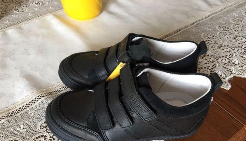 Кожаные туфли 31-36 р. d.d.step на мальчика, школу, кроссовки,...
