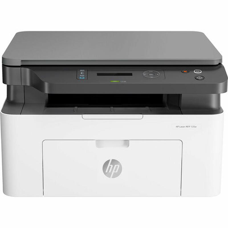 МФУ HP Laser MFP M135 A/W лазерный принтер сканер ксерокс копир