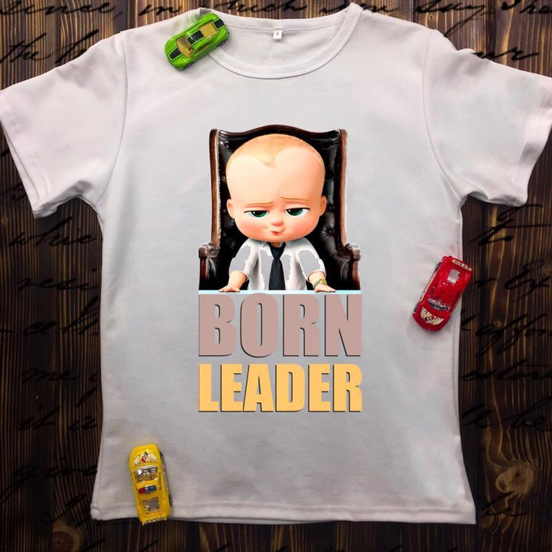 Детские футболки с принтом