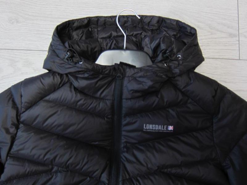 Пуховик куртка мужская от lonsdale, из англии, все размера - Фото 2