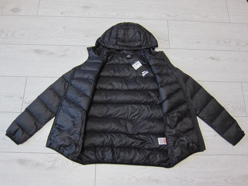 Пуховик куртка мужская от lonsdale, из англии, все размера - Фото 3