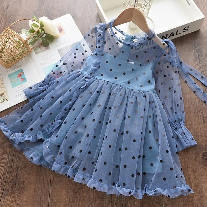 Нежные платья