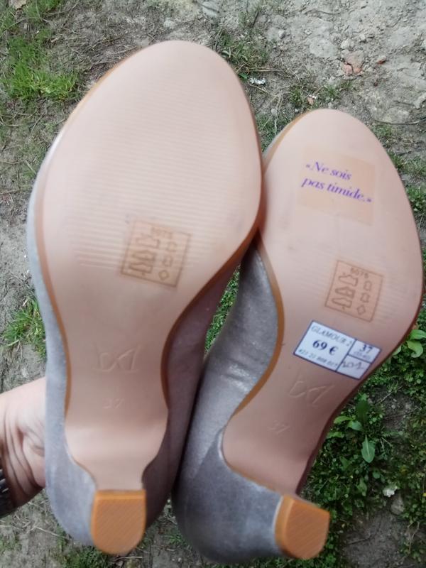 Туфлі 36 37 38 39 розмір бренд andre - Фото 2