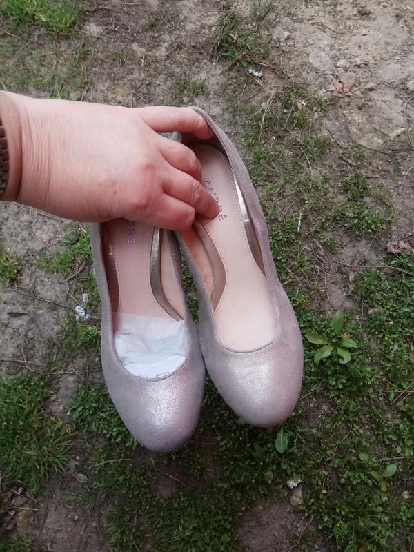 Туфлі 36 37 38 39 розмір бренд andre - Фото 4