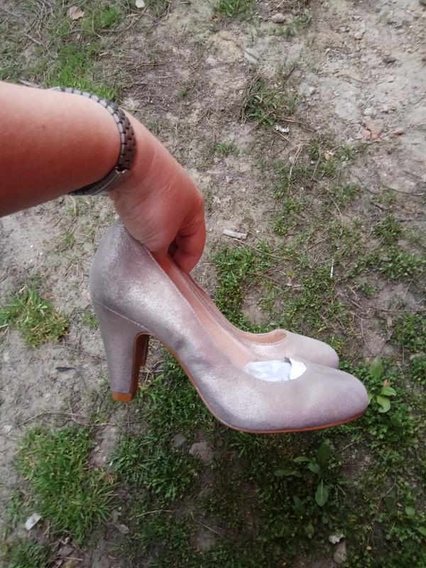 Туфлі 36 37 38 39 розмір бренд andre - Фото 5