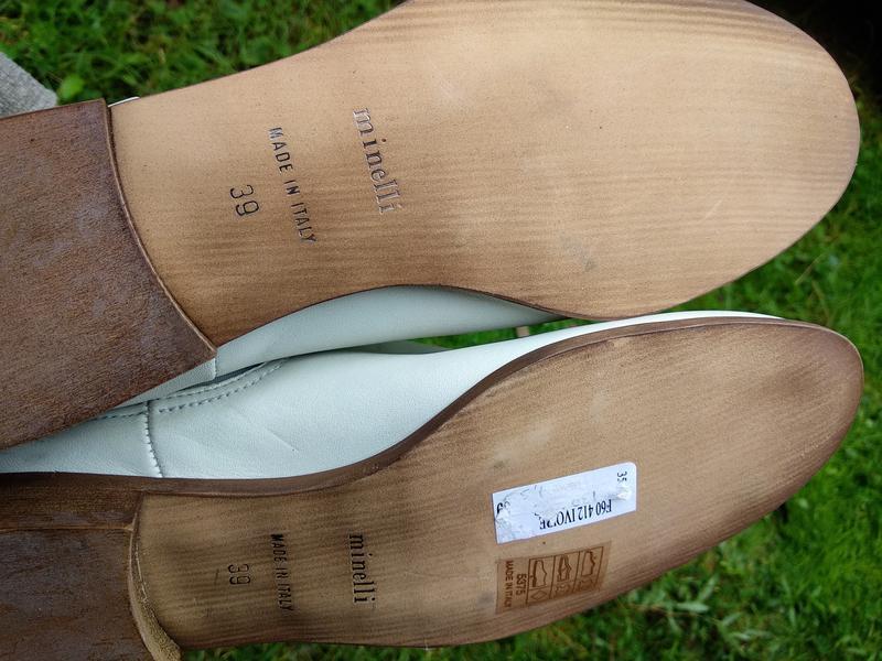 Ботинки 37 39 41розмір бренд minelli - Фото 3