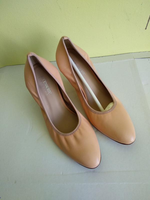 Туфлі 37 розмір бренд accessoire
