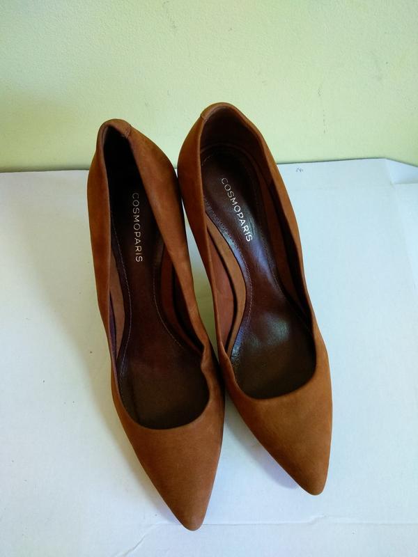 Туфлі 37 розмір бренд cosmoparis - Фото 2