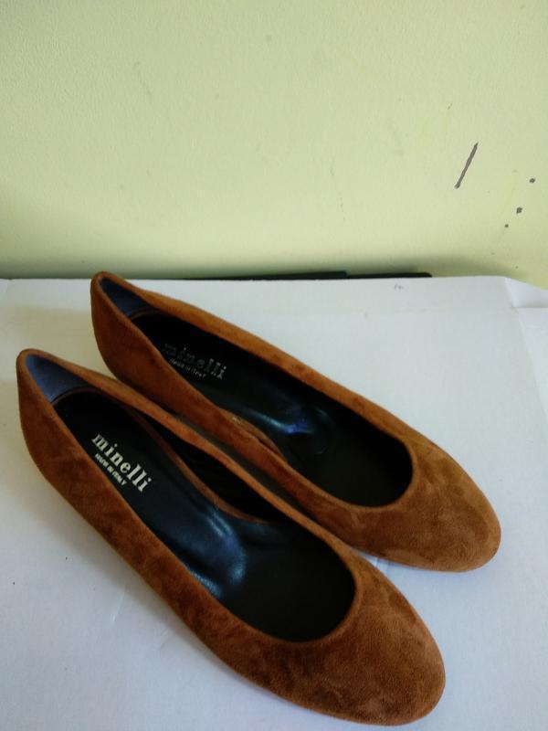Туфлі 38 розмір бренд minelli - Фото 2